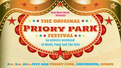 The Priory Park Festival 2016