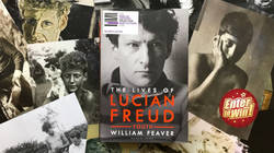 WIN A COPY OF THE BIOGRAPHY OF THE YEAR, THE LIVES OF LUCIAN FREUD BY WILLIAM FEAVER