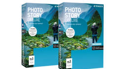 Win MAGIX Photostory Deluxe - Version 2018: Create slideshows the easy way competition