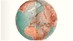 Maps and the 20th Century: Drawing the Line