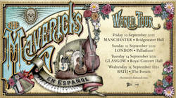 Win a pair of tickets to see The Mavericks UK Tour (September 2021)
