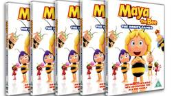 Win Maya the Bee – The Honey Games on DVD