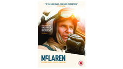 McLAREN, DVD