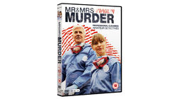 Mr & Mrs Murder on DVD