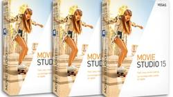 Win Vegas Movie Studio 15 (Standard Version) Video Editing Software