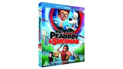 MR.PEABODY & SHERMAN 3D Blu-ray