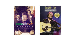 Don McLean Starry Starry Night & The Kennedys' Irish Mafia DVDs bundle