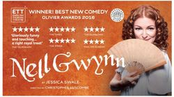 English Touring Thetare's Nell Gwynn