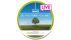 Win tickets to Who Do You Think You Are? Live at London Olympia