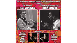 The Genius of Ray Charles and Nina Simone, The High Priestess of Soul presented by The Jazz Repertory Company at London Cadogan Hall (9th May 2015)