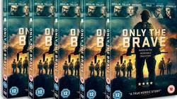 Win Only The Brave On DVD