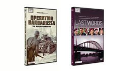 Operation Barbarossa: The Russian German War and Last Words - The Battle For Arnhem Bridge