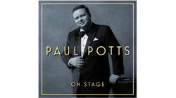 Paul Potts album 'On Stage'