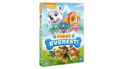Paw Patrol: Meet Everest on DVD