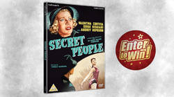 Secret People DVD up for grabs