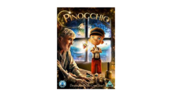 PINOCCHIO on DVD