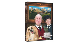 Pompidou on DVD starring Matt Lucas, Julian Dutton and Ashley Blaker