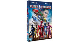 Win Saban's Power Rangers on DVD
