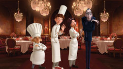 Family Tickets to see Ratatouille Live at the Royal Albert Hall