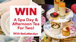 Win a spa day courtesy of Prestige