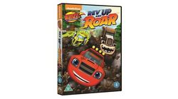 Blaze and the Monster Machines: Rev Up and Roar