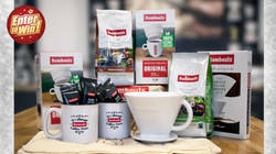 Win a Coffee Lover's Bundle (worth £76) from Rombouts Coffee
