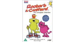 Roobarb and Custard: The Complete Collection DVD