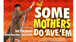 Joe Pasquale in Some Mothers Do 'Ave 'Em on Tour