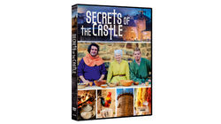 BBC documentary series Secrets of the Castle DVD