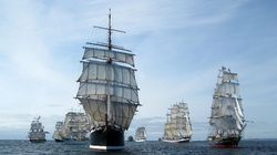 Thames Tall Ship Cruise 2015