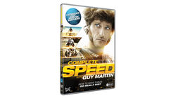 Complete Speed with Guy Martin DVD
