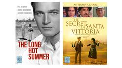 The Long Hot Summer & The Secret of Santa Vittoria DVD bundle
