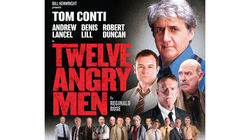 TWELVE ANGRY MEN on tour