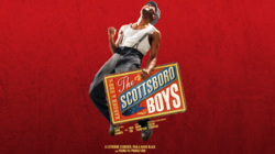 The Scottsboro Boys at the Garrick Theatre