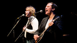 The Simon and Garfunkel Story at the Watford Colosseum