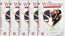 Win The Windsors: Royal Wedding Special on DVD