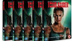 Win Tomb Raider on DVD