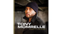 Tony Momrelle's latest album 'Keep Pushing'