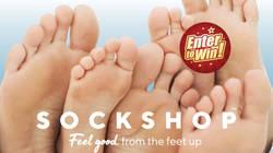 Win a bundle of IOMI Footnurse styles & Gentle Grip Socks from SOCKSHOP