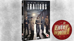 Traitors DVDs up for grab