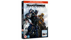 Win Transformers: The Last Knight on DVD
