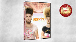 Upright DVDs up for grabs