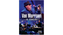 Win Van Morrison in concert on DVD