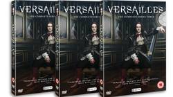 Win a copy of Versailles Series Three on DVD