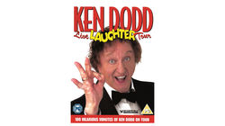 Ken Dodd Live Laughter Tour DVD