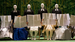 English National Opera's XERXES at the London Coliseum