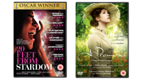 """Win a copy of """"A PROMISE"""" and """"20 FEET FROM STARDOM"""" DVDs"""