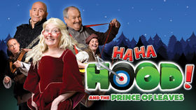 Win Top Price tickets to see HA HA HOOD! Starring Su Pollard and Cannon and Ball