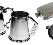 WIN either A Hip Flask or A Tankard of your choice (up to the value of £40) from buyahipflask.com and buyatankard.com