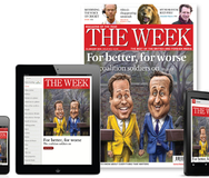 Win one of 10 one-year subscriptions of The Week magazine